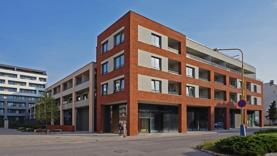 New apartments in centre of Kosice - Rezidencia pri radnici